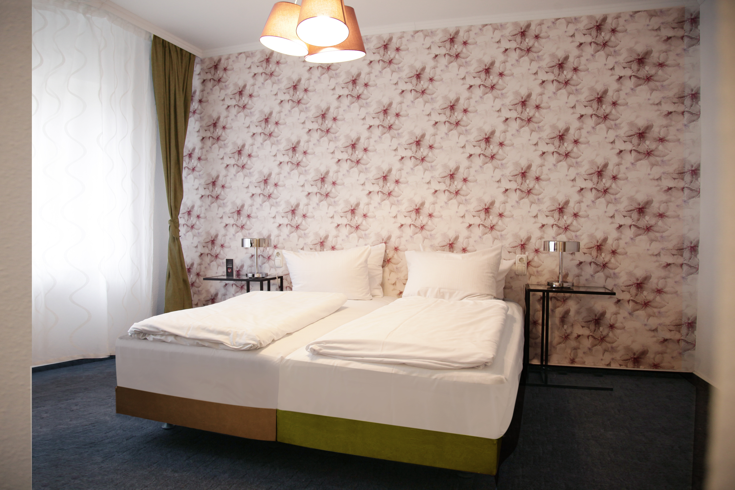 Familienzimmer Hotel Les Nations